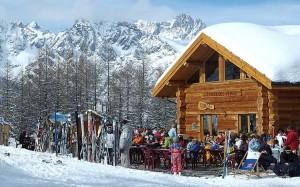Zimska pravljica v Franciji - Puy Saint Vincent