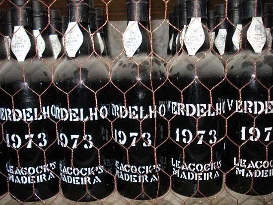 Madeira vino