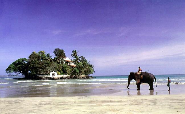 potovanje šrilanka