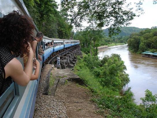 tajska vlak