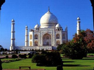 Indija, Tadž Mahal