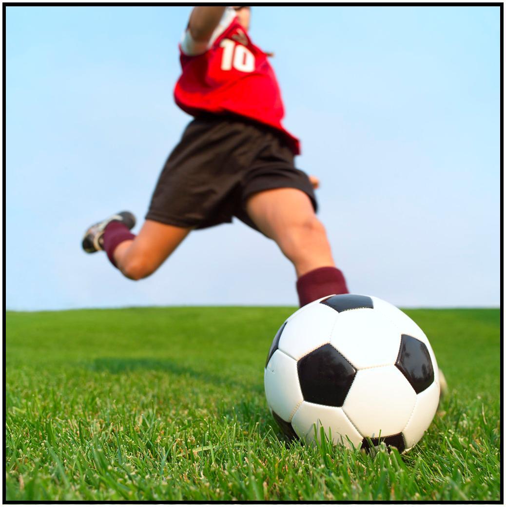 Nogomet je igra, ki je zanimiva tudi zaradi nogometne opreme