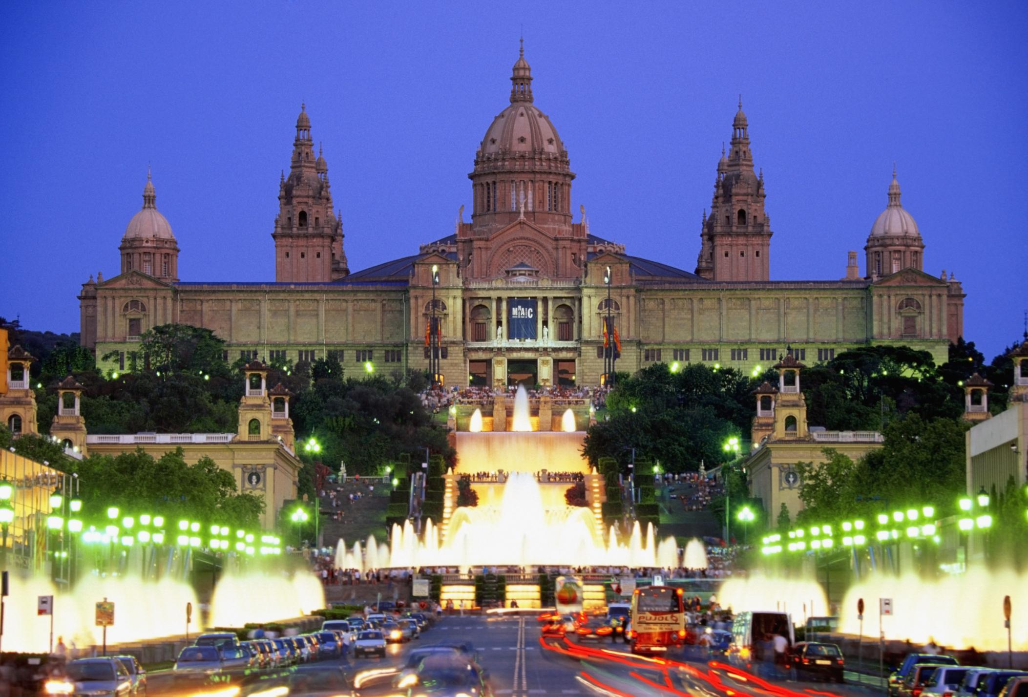 Španija, geografsko in kulturno raznolika kraljeva država