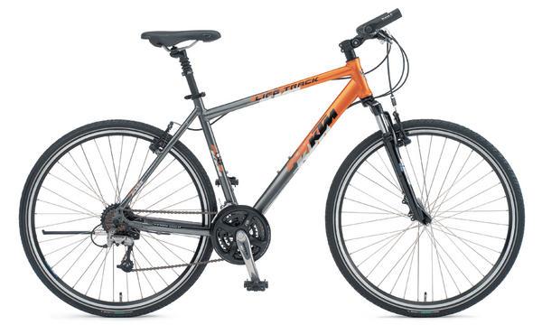 treking kolesa