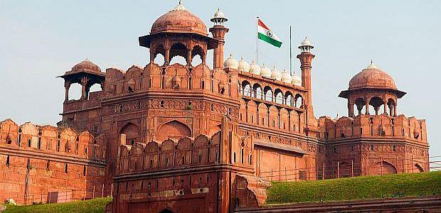Rdeča trdnjava Indija