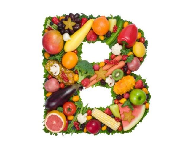 B vitamin kompleks