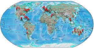 Potovanja po svetu