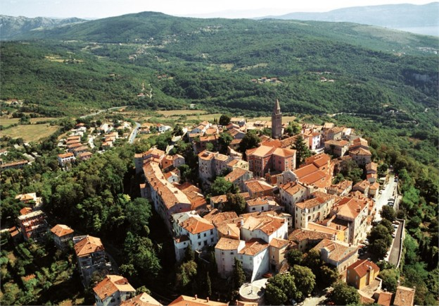 Hrvaška, sredozemska dežela