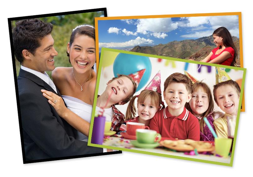 Oddajte spletno naročilo razvijanja fotografij