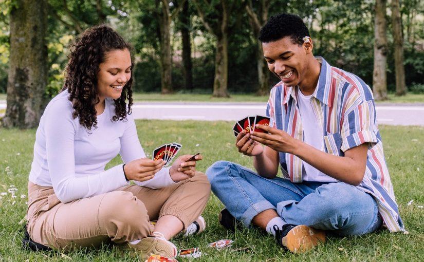 Igre s kartami za celo družino