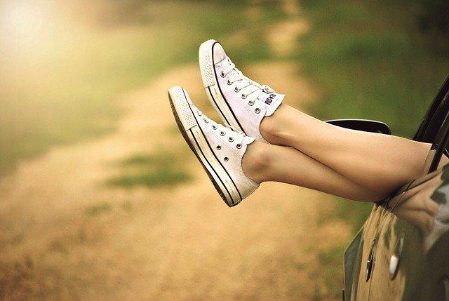 Najustreznejša obutev za prosti čas