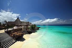 Zanzibar, raj kot v pravljici