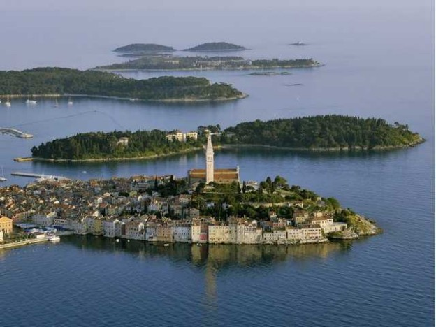 Istrsko mesto Rovinj