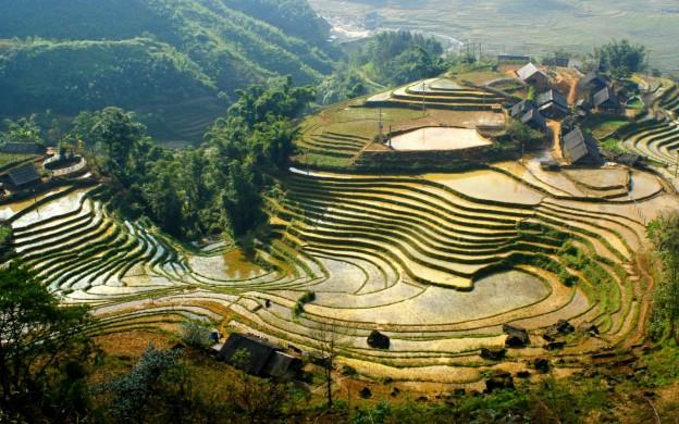 Najbolj popularne turistične atrakcije, ki jih ponuja Vietnam