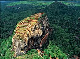 Sigiriya, izjemno najdišče
