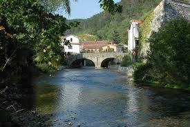 Vipava, mesto mostov