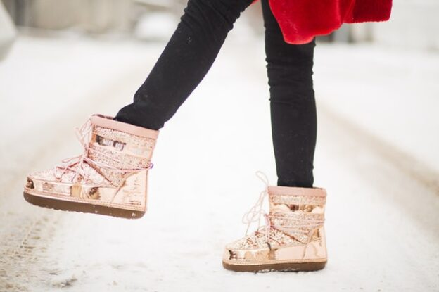 Zimski škornji v elegantni različici